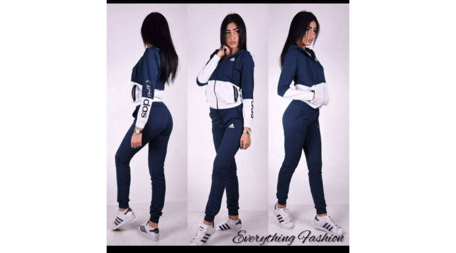 97f2d381b2 Adidas női melegítő /kiváló minőségű pamut/ - Szabadidő Ruházat ...